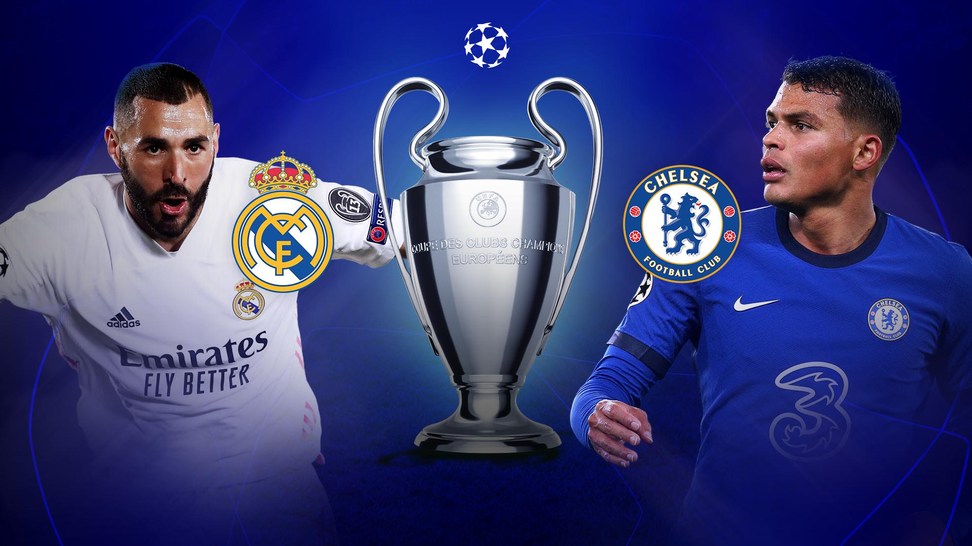 Chelsea y Real Madrid se disputan el boleto restante a la final de la Champions League: hora, TV y formaciones